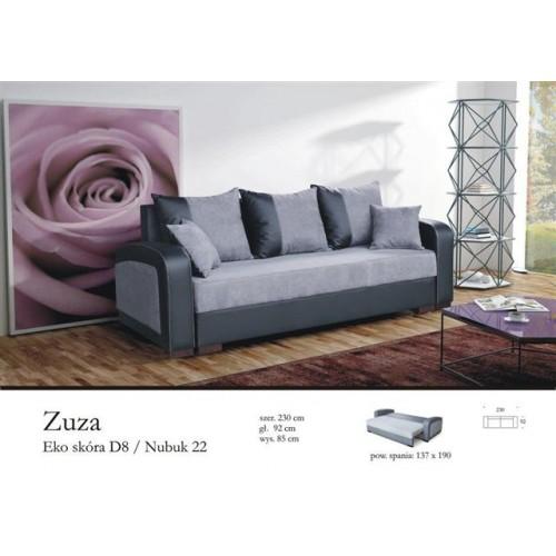 ZUZA NR 07 FABRIC: NUBUK 22/D8