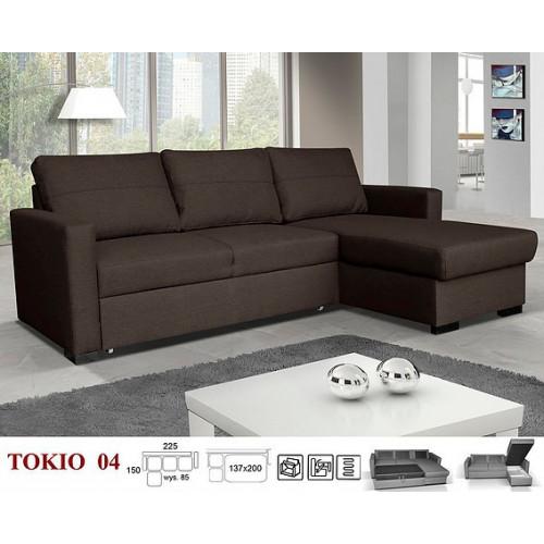 TOKIO CORNER SOFA BED
